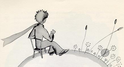 小王子 小王子在线阅读 小王子一天看了43次日落
