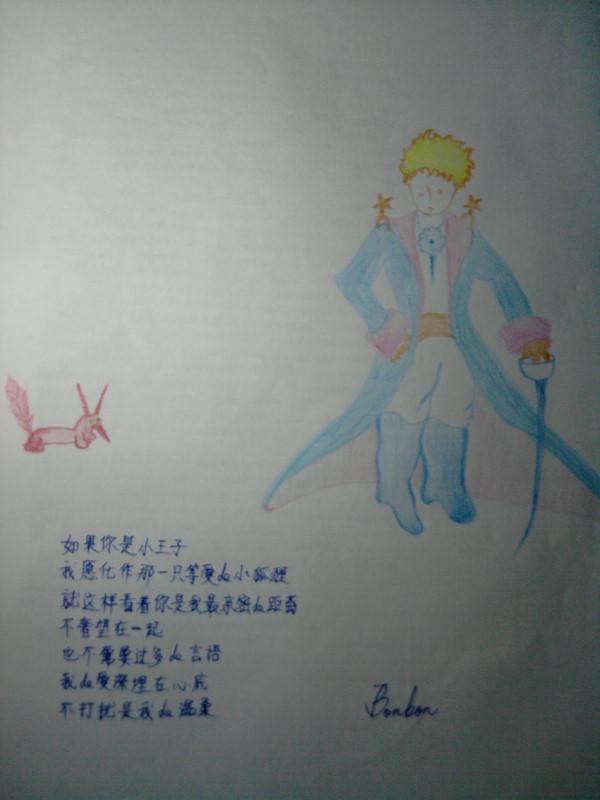 小王子 小王子图片 小王子最好的肖像