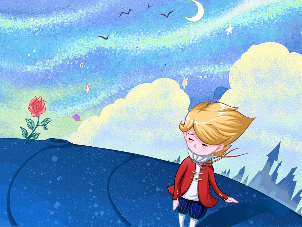the little prince ipad wallpaper